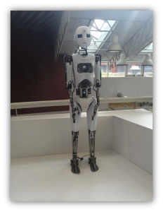 Robot in the Museum